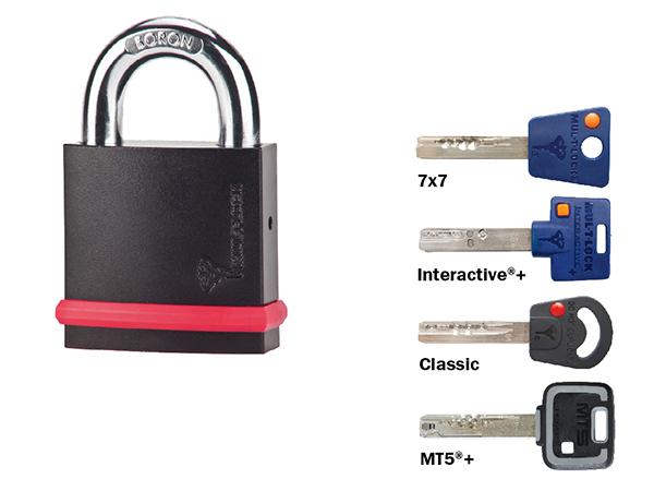 MUL-T-LOCK NE8G / NE10G