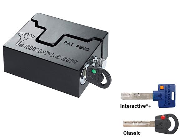 MUL-T-LOCK Hasp Lock