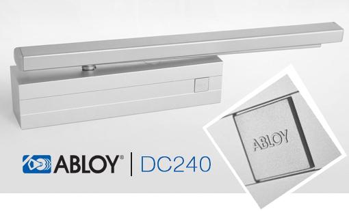 Доводчики для дверей Abloy 174 Аблой Dc240