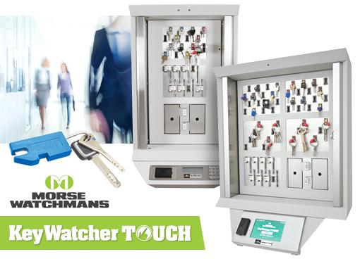 Intelligent keys control system KeyWatcher® - professionals