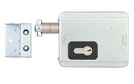 VIRO V09 – замок призначений для розсувних та відкотних воріт, що використовуються на комерційних об'єктах. Має унікальний механізм замикання з шипом гарпунного типу.