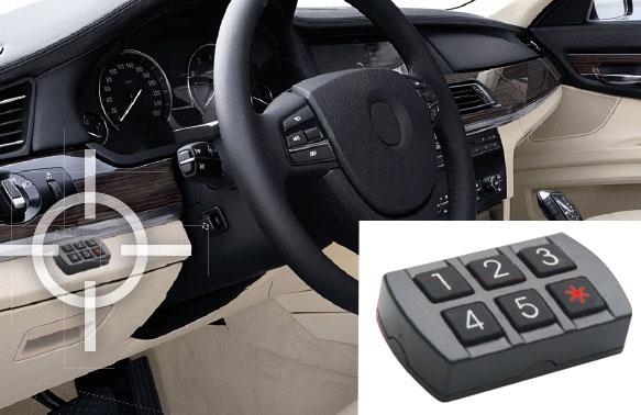 Push-button immobilizer / SPV Company Ltd