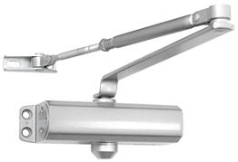 Дотягувачі RYOBI для внутрішніх та зовнішніх дверей
