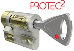 Унікальний циліндровий механізм ABLOY® Protec2